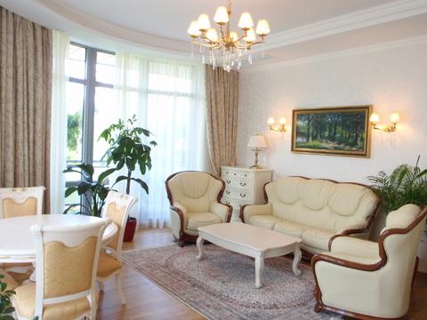 Апартаменты в Клубном доме «Дача доктора Штейнгольца» - Фото 1