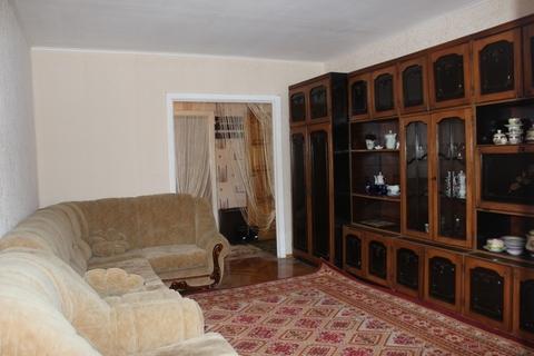 Продается трехкомнатная квартира: Чехов, сан.Русское поле, д.2 - Фото 4