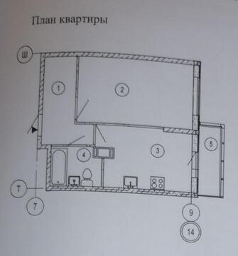 Аренда квартиры, м. Лесная, Маршала Блюхера Проспект - Фото 2