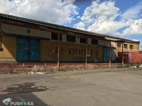 Аренда склада, Ул. Южнопортовая - Фото 1