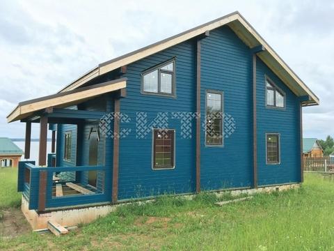 Продажа дома, Черково, Белозерский район - Фото 1