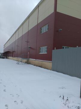 Складской комплекс 5798 кв.м, земельный участок 4945 кв.м. - Фото 5