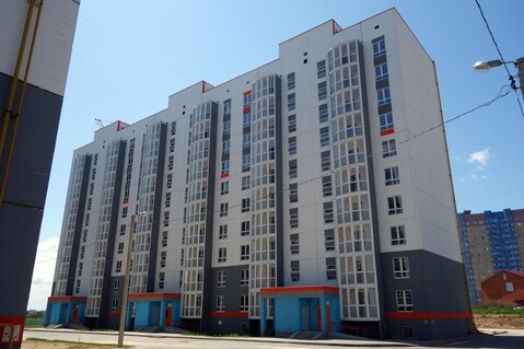 1к квартира Изумрудная, 49 м, 9/10 эт. - Фото 4