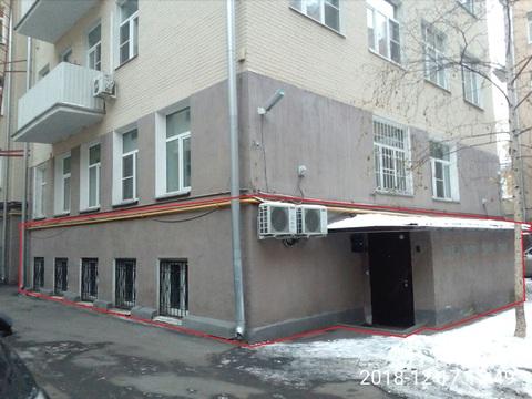 Офисное помещение 132 кв.м. на Покровском бульваре - Фото 2