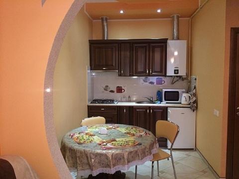 Однокомнатная , евро-класса посуточная аренда недвижимость. - Фото 3