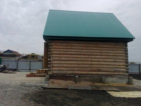 Продается 12 соток земли и дом из свежего сруба. - Фото 5