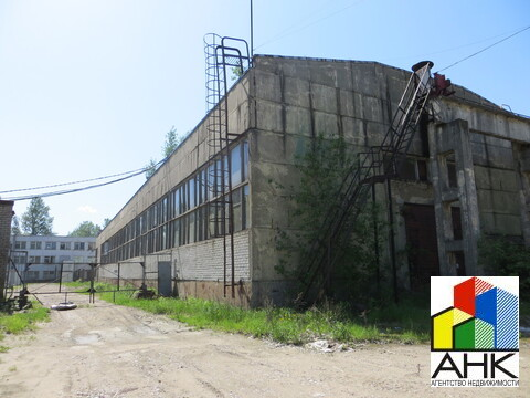 Коммерческая недвижимость, проезд. 1-й Промышленный, д.14 - Фото 1