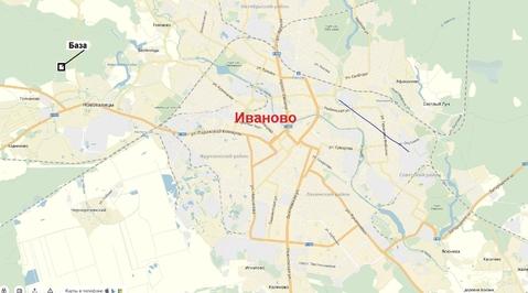 Земля пром назначения на территории производственной базы в Иваново - Фото 4