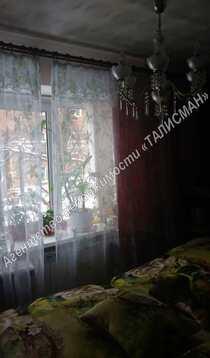 Продается 2-х комнатная квартира в г.Таганроге, зжм, район Николаевско - Фото 4