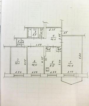 Продажа квартиры, Якутск, Ул. Каландарашвили - Фото 1