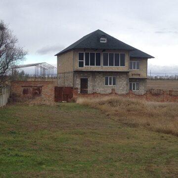 Продам новый дом 352 кв.м. Героевское с шикарным видом на Черное море - Фото 1