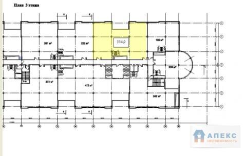 Продажа офиса пл. 354 м2 м. Калужская в бизнес-центре класса В в . - Фото 1