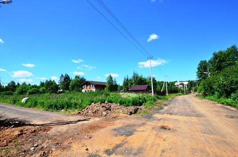Продается участок в 10 минутах пешком от ТЦ Июнь г. Мытищи - Фото 5