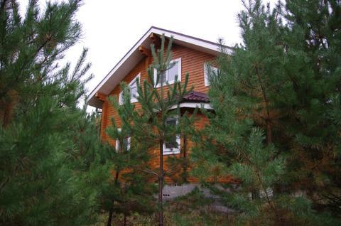 Брусовой дом в кп г. Заокский, 25 сот, газ, вода, охрана - Фото 3