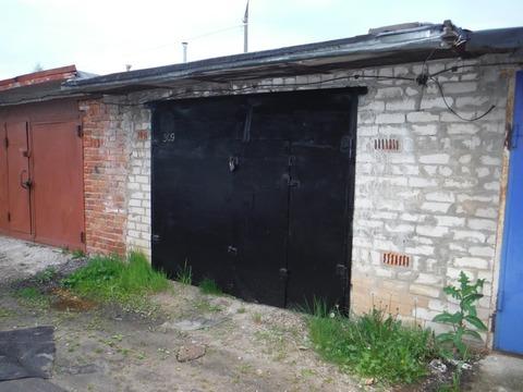 Продается кирпичный гараж в Шибанково, г. Наро-Фоминск - Фото 1
