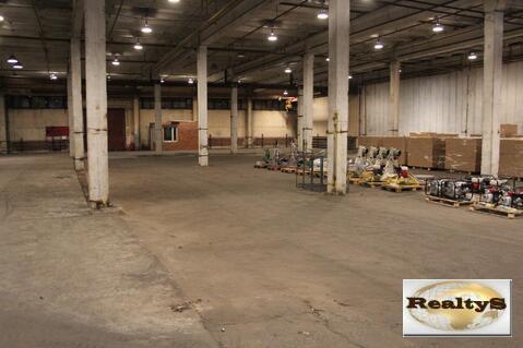 Аренда отапливаемого склада площадью 2000м2 - Фото 2