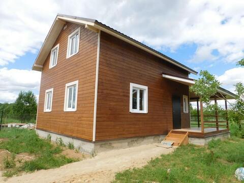 Дом киевское шоссе Ворсино 10 соток магистральный газ - Фото 3