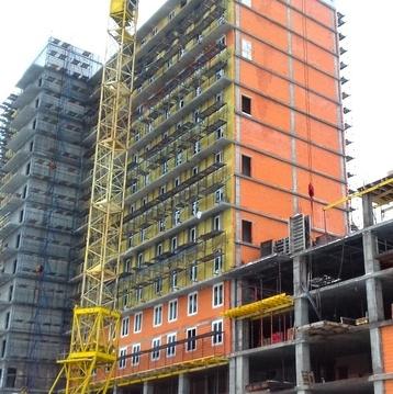Большая трехкомнатная квартира в новом жилом комплексе! - Фото 4