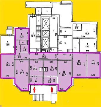 Продается помещение 950,2 м.Медведково, Мытищи - Фото 4