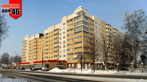 Продается двухкомнатная квартира в новом доме на Красина 46! - Фото 1