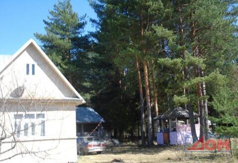 Дом в д. Красный Двор, баня, колодец, гараж - Фото 2