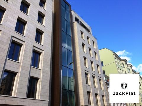 ЖК Полянка/44 - четырёхкомнатная кв-ра, 170 кв.м. с видом во Двор-парк - Фото 3