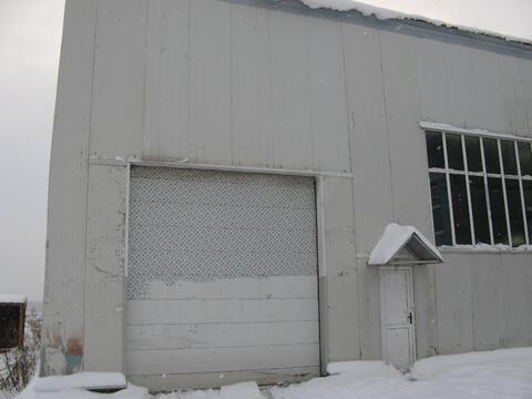 Производственно-складской комплекс 7200 м2 50 км Ленинградского шоссе - Фото 3