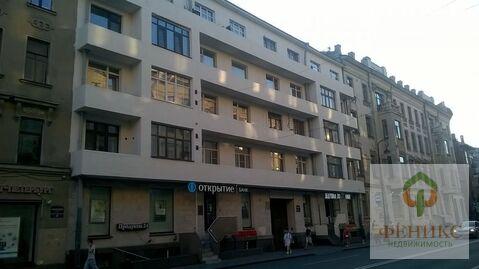 4-х комнатная видовая квартира 85 кв.м на Каменноостровском проспекте . - Фото 4