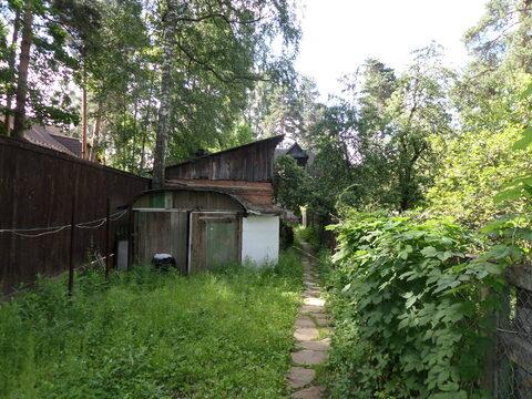 Участок с домом в г.Королев - Фото 4