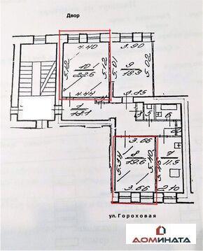 Продажа комнаты, м. Адмиралтейская, Мойки реки наб. - Фото 4