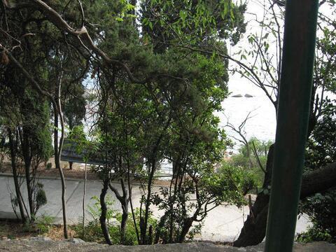 Продам зем. участок 7,2 сотки. Симеиз, 100 м. от моря. Парковая зона - Фото 1