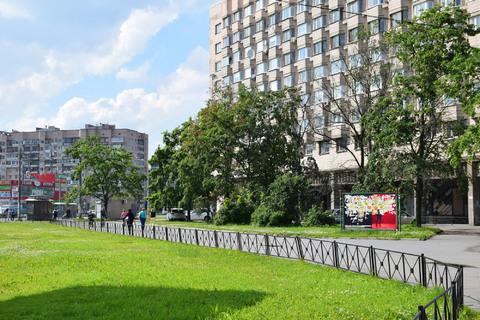 Нестандартная квартира для жизни и бизнеса на проспекте Славы - Фото 3