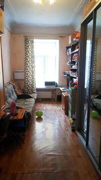 Просторная комната в тихом месте в пяти минутах от м. Василеостровская - Фото 5
