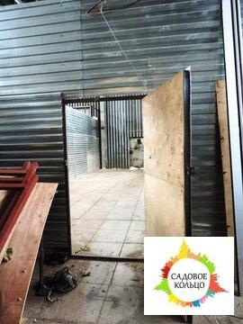 Холодное помещение открытой планировки, двое широких ворот, разгрузка - Фото 5