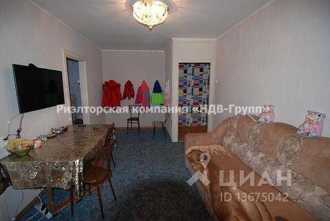Продажа квартиры, Хабаровск, Ул. Ватутина - Фото 1