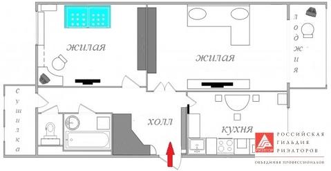 Квартира, ул. Батайская, д.23 - Фото 1