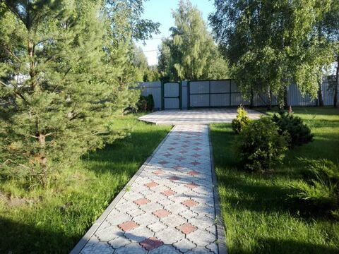 Дом 270 кв.м. и гостевой дом 100 кв.м на 24 сот. земли в Б.Руново - Фото 1