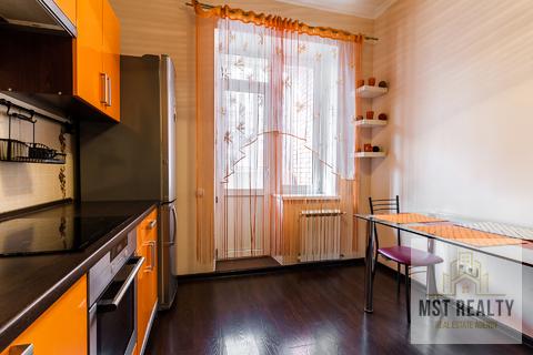 Однокомнатная квартира с солнечной кухней - Фото 4