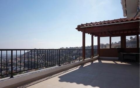 Шикарная 5-спальная Вилла с панорамным видом в регионе Пафоса - Фото 4
