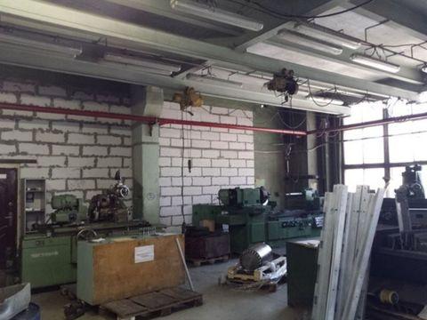 Сдам производственное помещение 1627 кв.м, м. Площадь Ленина - Фото 4