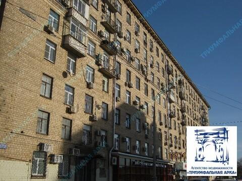 Продажа квартиры, м. Беговая, Ул. Беговая - Фото 2