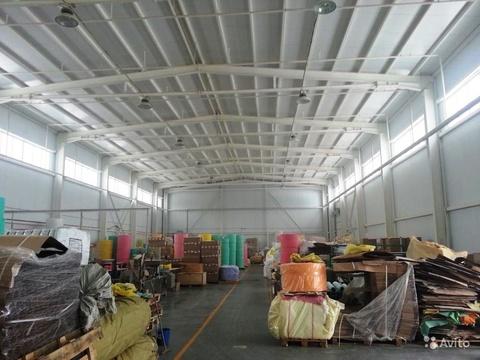 Отапливаемый склад 1313 м2 в Железнодорожном (г.о. Балашиха) - Фото 2