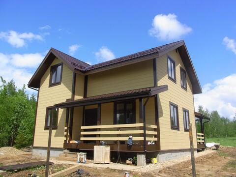 Новый жилой дом 140 кв.м. - Фото 4