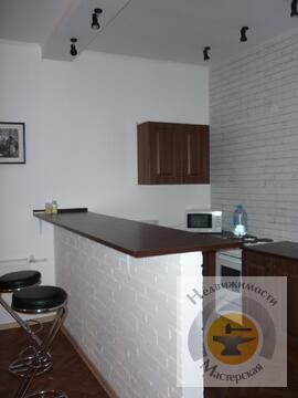 Однокомнатная квартира студия с ремонтом на сжм - Фото 5