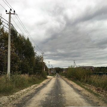 Участок 12 сот. , Минское ш, 35 км. от МКАД. Петелино - Фото 4