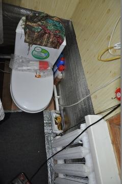 Бревенчатая дача 80 кв.м. с отоплением на участке 6 сот, д.Захарово - Фото 3