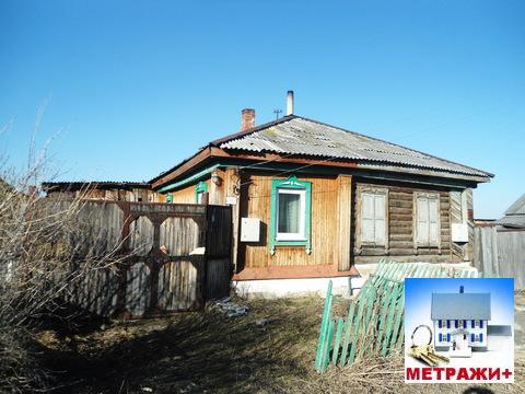 Часть дома в Камышлове, ул. Вайнера за 410 т.р. - Фото 1