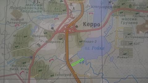 Продажа земельного участка, Керро, Всеволожский район - Фото 2
