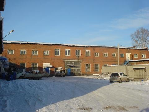 Продается производственная база в г. Иркутск, ул. Воровского - Фото 3