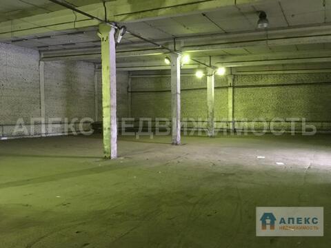 Аренда помещения пл. 730 м2 под склад, производство, Домодедово . - Фото 1